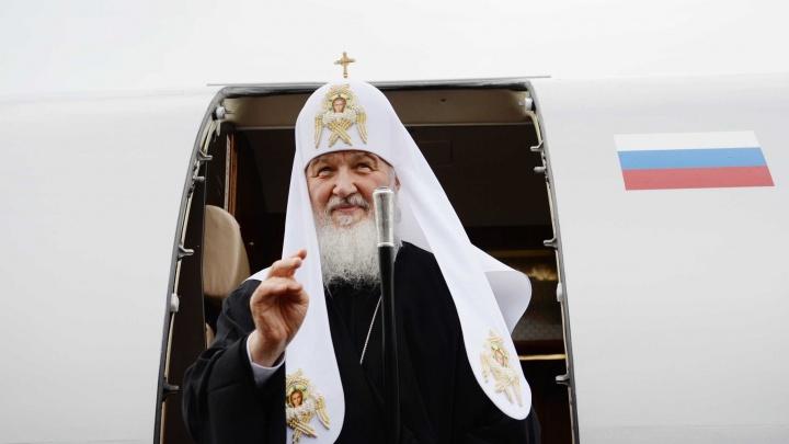 В Самару впервые приедет Патриарх всея Руси Кирилл