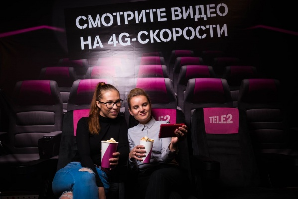Пользователи сервиса чаще выбирали просмотр телепрограмм, чем фильмов и сериалов
