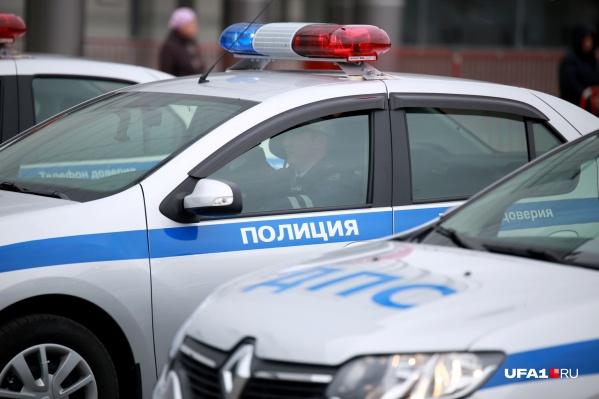 С полицией виновнику аварии придется распрощаться