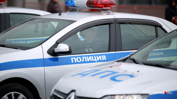 В Башкирии из-за пьяного сотрудника полиции в ДТП погиб пешеход