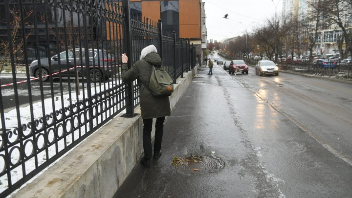 Прокуратура проверит администрацию Екатеринбурга из-за гололеда