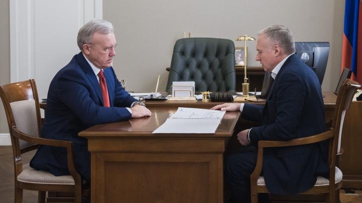 Подписана схема газификации Красноярска