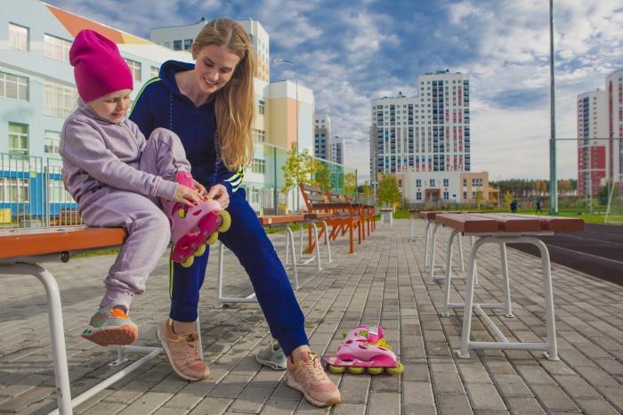 Будущий 8-й район Екатеринбурга прирастает новым кварталом