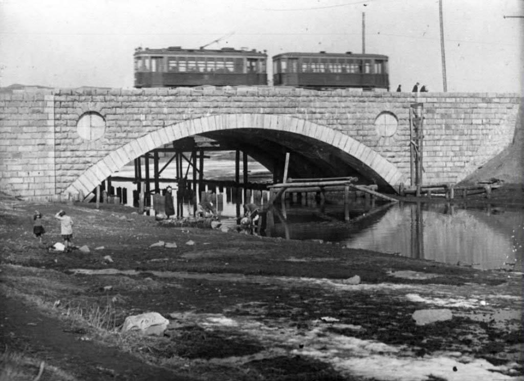 Каменный мост на Куйбышева