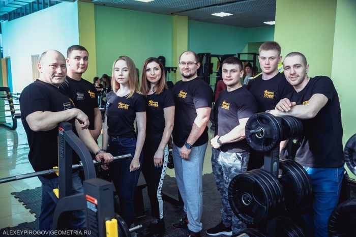 Команда профессионаловMetroFitness