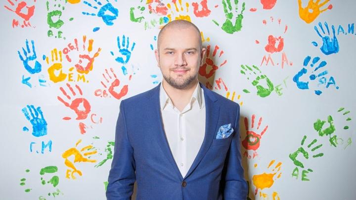 «Всё возможно — дерзайте!»: как уральский бизнесмен получил 20000 евро на обучение в СКОЛКОВО