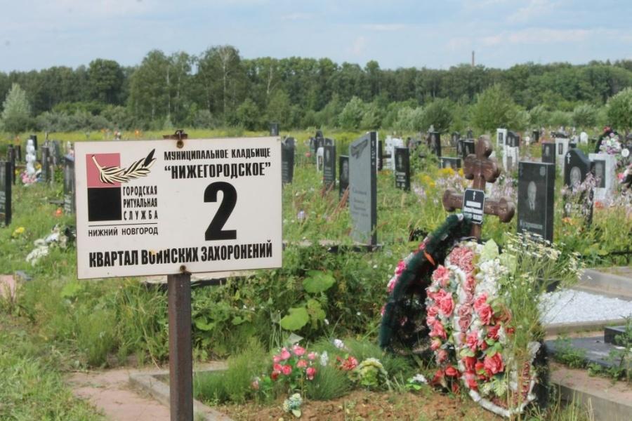 Нанижегородских кладбищах усилены меры безопасности