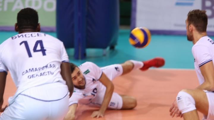 Волейболисты «Новы» получат финансовую поддержку из бюджета Самарской области