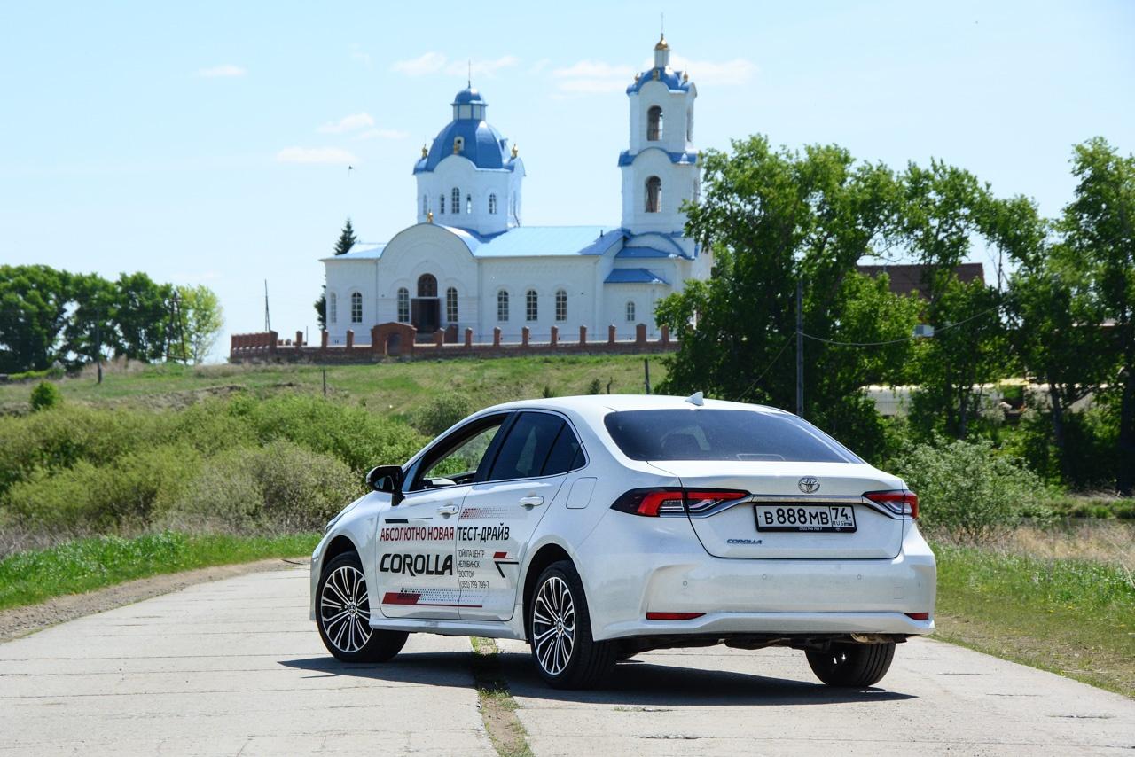 Российские Corolla поставляют из Турции, тогда как большинство конкурентов собирается в России