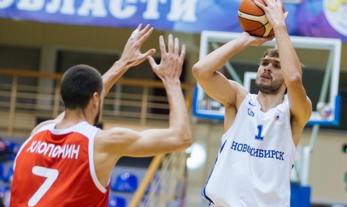 Самым результативным в составе БК «Новосибирск» стал Алексей Курцевич