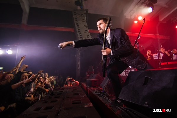 Noize MС представил в Ростове новую концертную программу