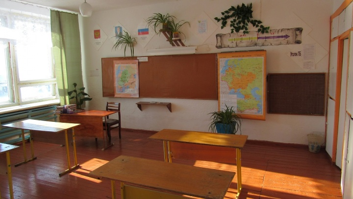 Зауральские родители обеспокоены закрытием сельской школы