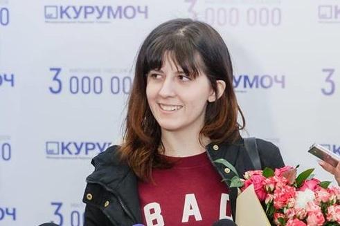 Счастливица вылетала из Самары в Санкт-Петербург