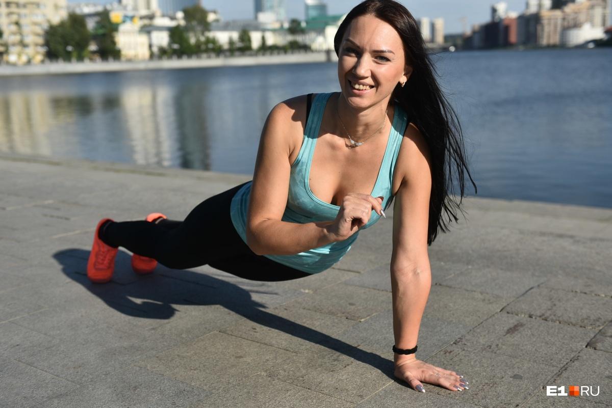 Людмила будет представлять Урал на конкурсе красоты в Питере