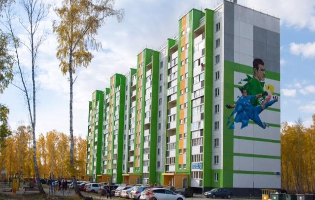 В ЖК «Олимпийский» горожане купят квартиру без первоначального взноса