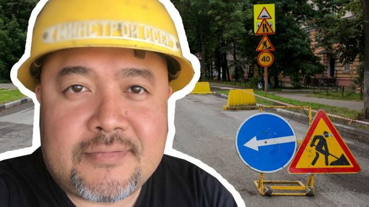 На дорогах нужны счётчики смертей: ярославский общественник рассказал, что думает о ремонте дорог