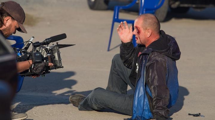 На НТВ начался показ фильма про бандитов из 90-х с Захаром Прилепиным и новосибирскими актёрами