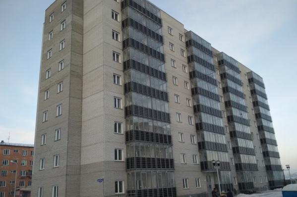 Первую очередь закрытого дома сдает в эксплуатацию компания «Омега»