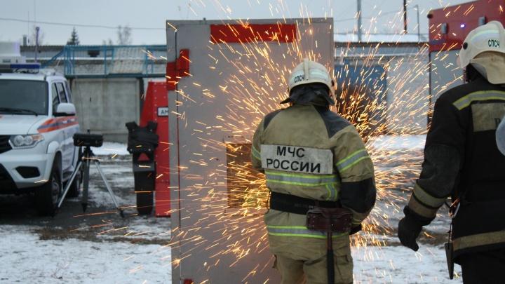 Зауральские спасатели будут справляться с ЧС вместе с коллегами из Казахстана