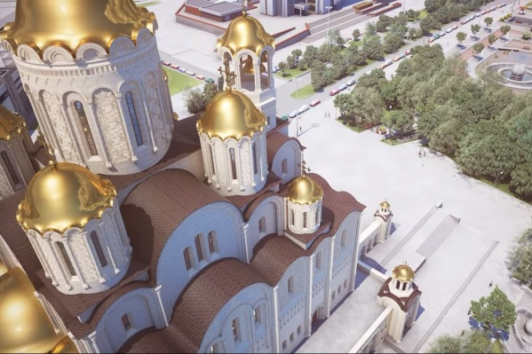 Место для строительства храма могут пересмотреть