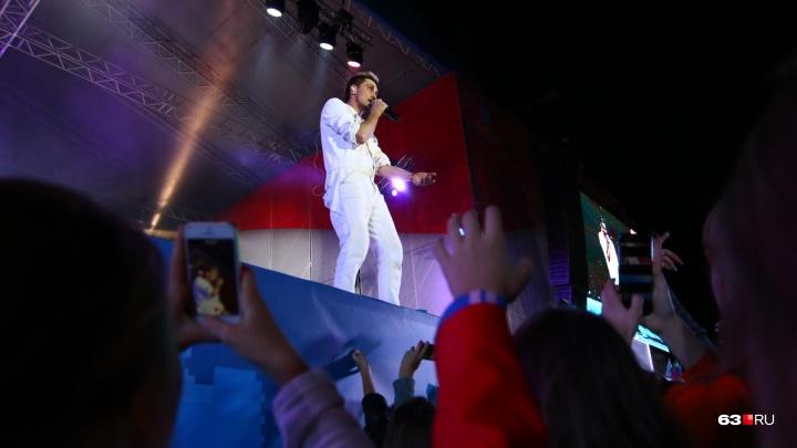 «Простим Билана?»: дату выступления певца в Самаре согласовали