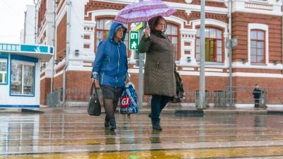 Треть месяца — дожди: публикуем прогноз погоды в Самарской области на ноябрь