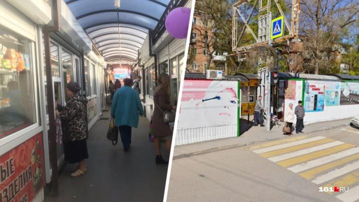 Огромный долг по аренде: глава Первомайского района рассказал подробности претензий к рынку «Спектр»