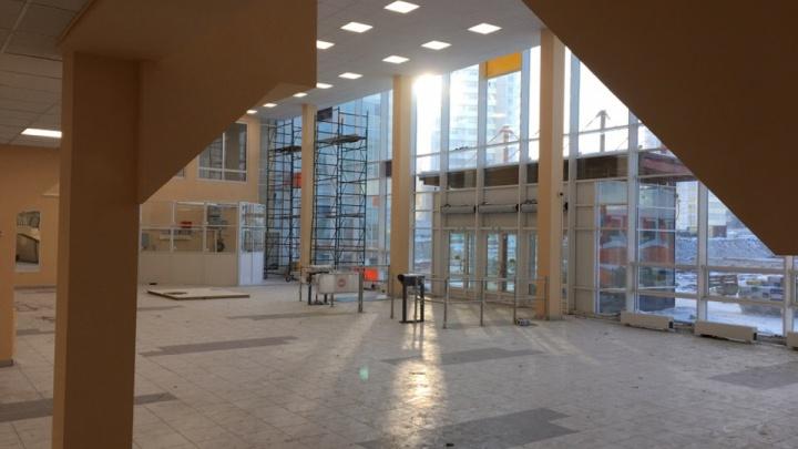 Появились первые снимки изнутри новой школы в «Солнечном»