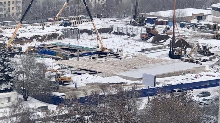 Новый Дворец спорта на Молодогвардейской предложили назвать в честь Владимира Высоцкого
