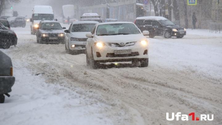 Дорожники предупредили водителей об опасностях на трассах в Башкирии