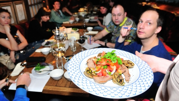 A cheat note for foreign guests: where to go in Ekaterinburg to satisfy your hunger