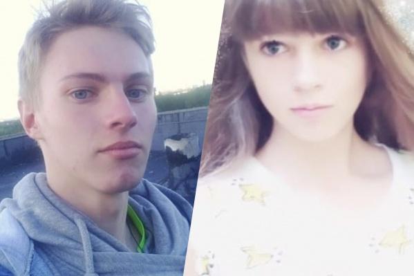 Пропавшие подростки ушли из дома одновременно и сейчас находятся вместе