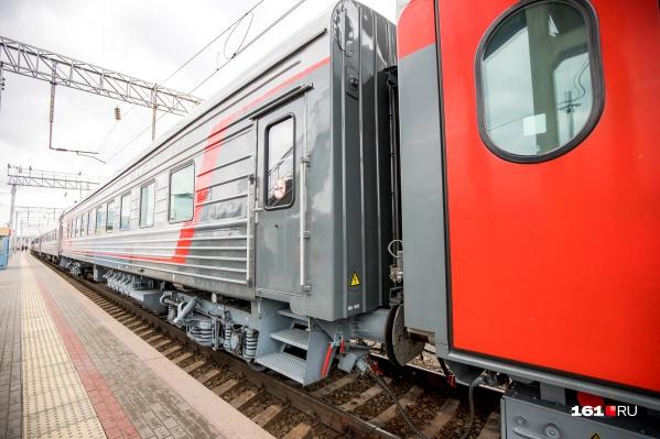Из-за фестиваля в Таганроге из столицы пустят беспересадочные вагоны