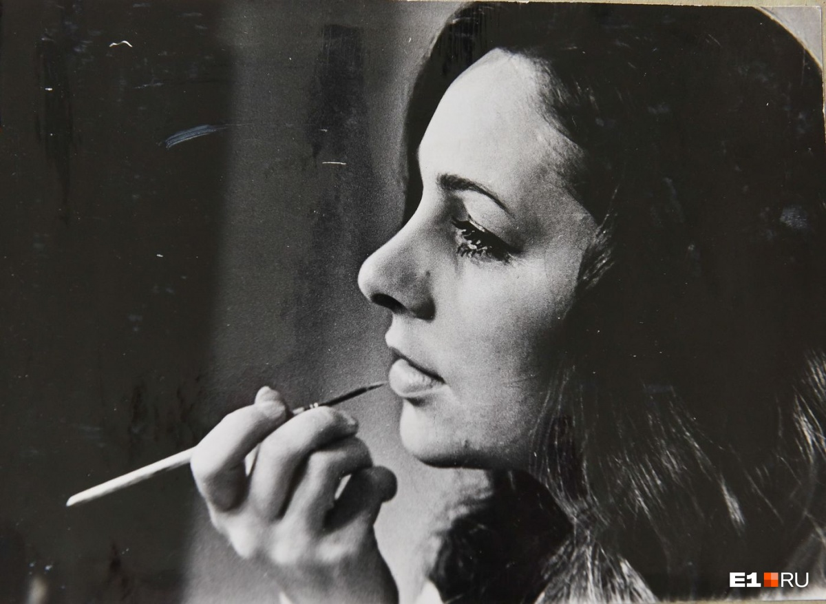 Тамара Зимина в молодости —красотка, как и сейчас
