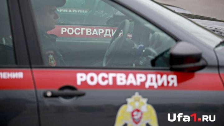 В Башкирии росгвардеец прострелил коллеге ногу