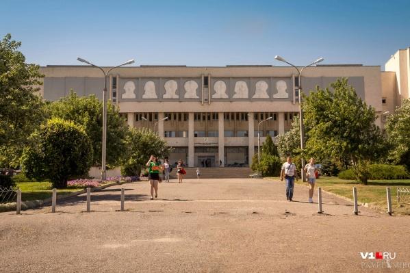 Студенты и выпускники против больницы рядом с ВолГУ, а чиновники видят целесообразность ещё одного медучреждения