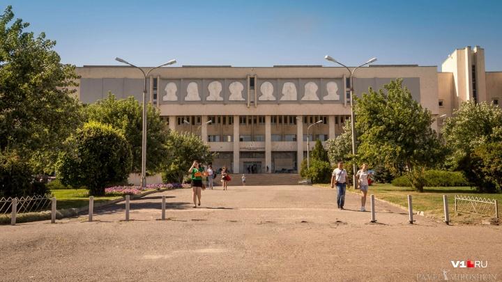 «Нас более 40 тысяч»: волгоградцы требуют не строить у ВолГУ областную детскую больницу