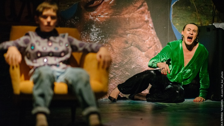 «Я думал, меня любят просто так»: в новом спектакле театра Панова препарировали человеческую память