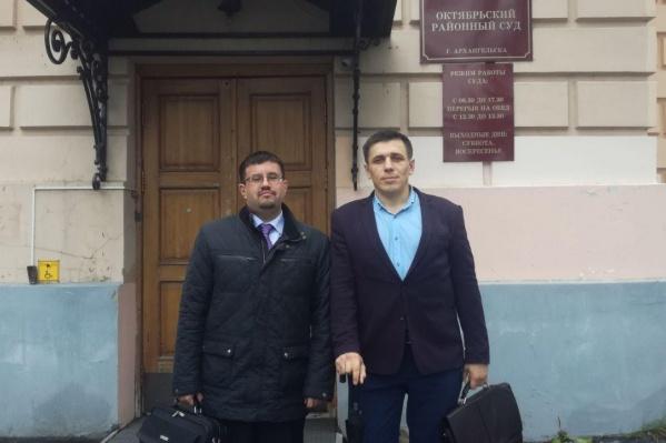 Судьба Андрея Боровикова решится в Октябрьском районном суде 7 августа в 11 часов
