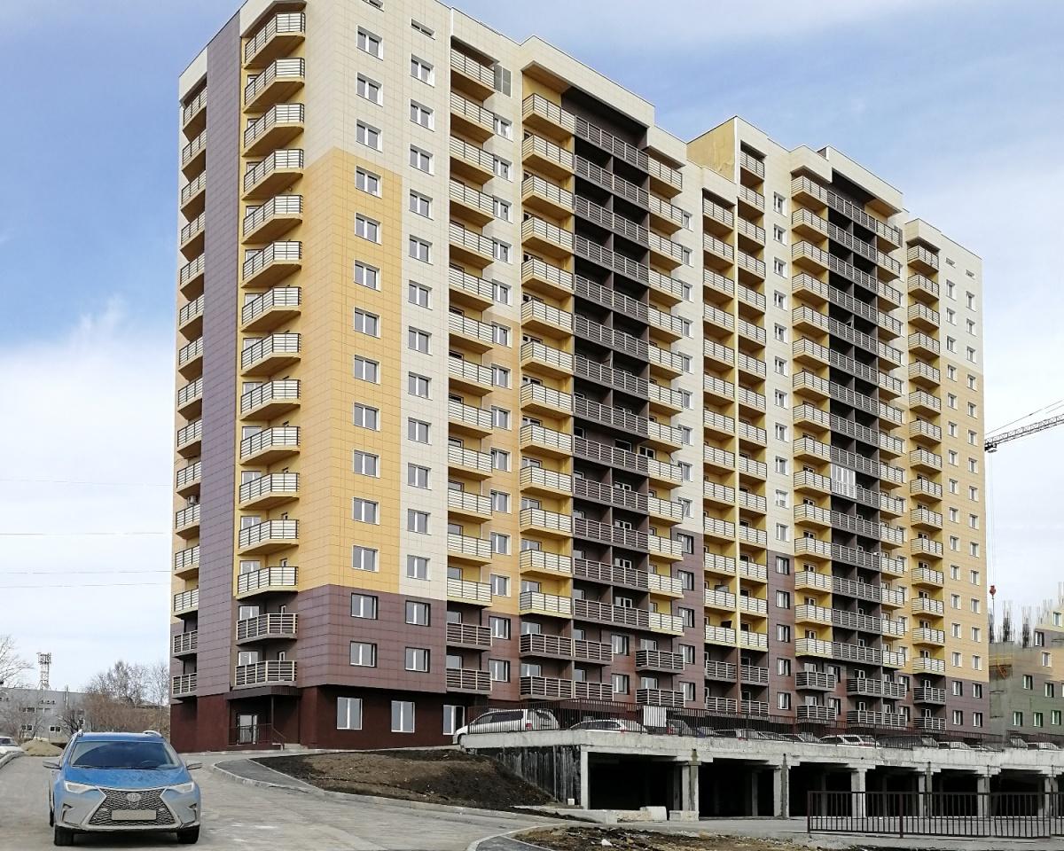 Дом у реки: квартиры в экозоне по 37 тысяч рублей за квадрат
