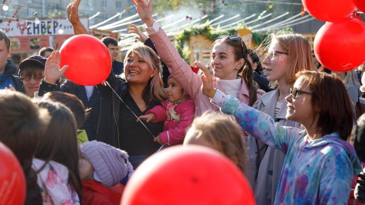 На Центральном рынке Волгограда живой музыкой и дискотекой отпразднуют День города