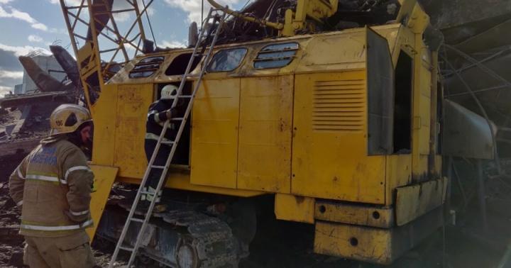 «Зажало бетонной плитой»: на территории Соломбальского ЦБК погиб рабочий