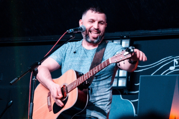 Константин Кулясов — вокалист группы «Анимация» из Татарстана