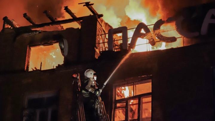 «Будем жить в палатках»: для людей из сгоревшего в Рыбинске дома у властей нет новых квартир
