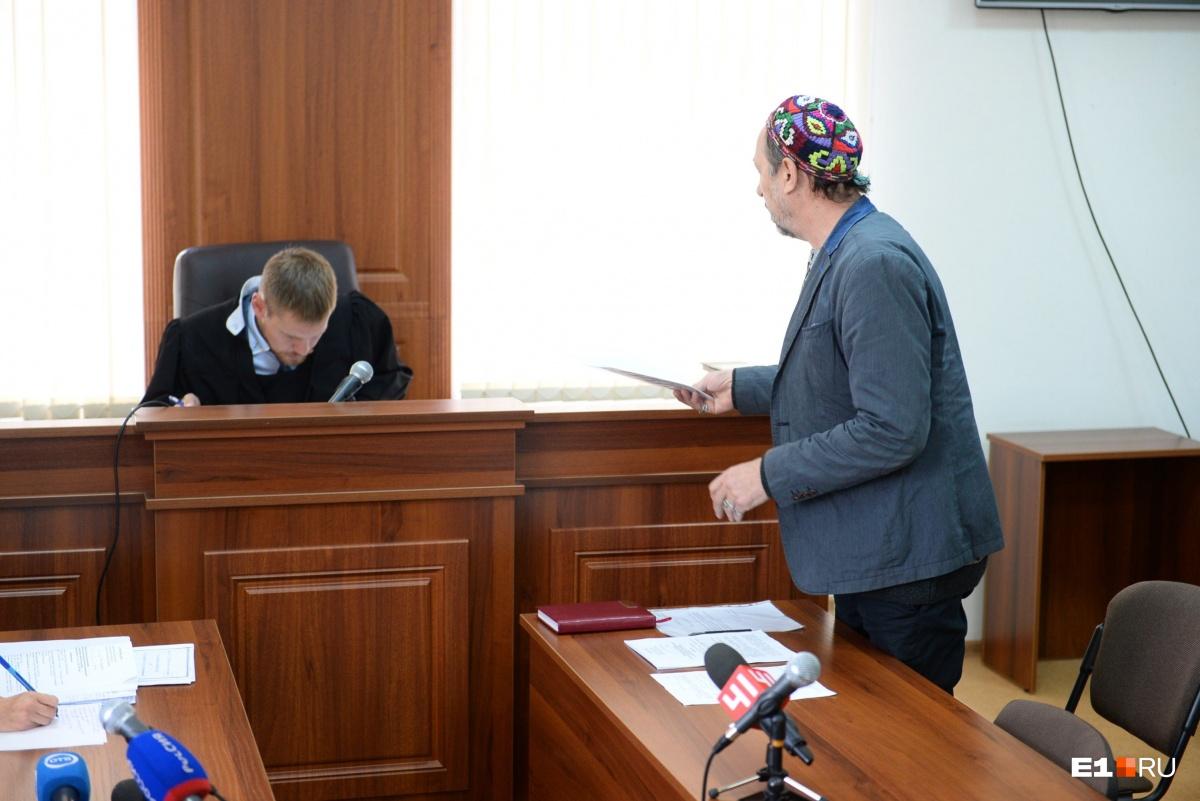 Если на следующем заседании адвокат Коляды вновь будет отсутствовать, драматургу назначат другого защитника
