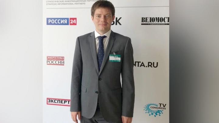 Руководитель корпоративного бизнеса банка «Урал ФД» посетил выставку «ИННОПРОМ»