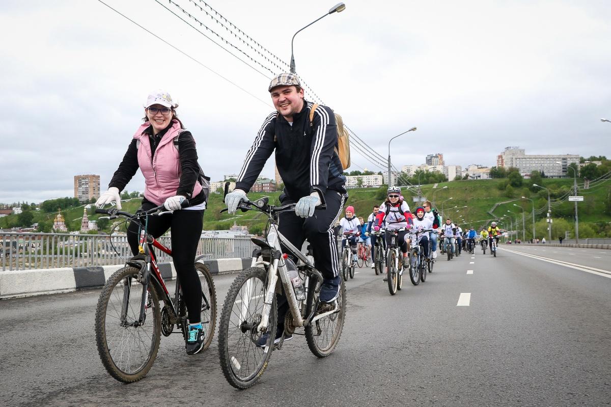 Где проедут велосипедисты?