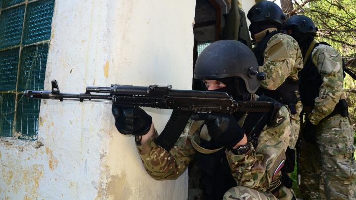 Прятались в лесах, искали бомбы: в Самарской области силовики ликвидировали «террористов»
