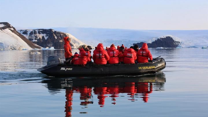 «Русскую Арктику» этим летом впервые посетили аргентинцы, сербы и жители Таиланда