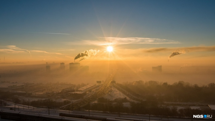 Сибирь в огне — страна в дыму: смотрите, как крупнейшие города накрыло смогом